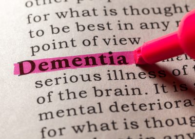 dementia vascular