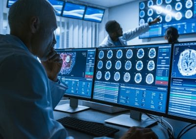 the CRUCIAL research EU project for vascular dementia and heart failure